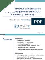 Curso-COCO-Simulator-ChemSep-d1y2-v.1