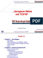 Heterogene Netze mit TCP IP