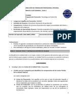 CUESTIONARIO DE CONOCIMIENTOS DESARROLLADO