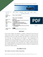 Muñoz Buitrago, Darwin Arturo., Ética, Política y Conflicto. CGBNO V5 NO 1 (2012)