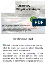 biorisk mitigation strategies_PASMETH_PhBBA_DTRA