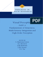 [Progress in brain research 155.] Susana Martinez-Conde - Visual perception. Part 2, Fundamentals of awareness_ multi-sensory integration and high-order perception (2006, Elsevier)