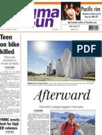 """Afterward"" layout"