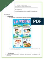 IMPRIMIBLES MATEMÁTICAS 1°- 2020 - Agosto.doc