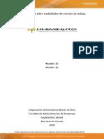 Analisis de Caso Legislacion Laboral