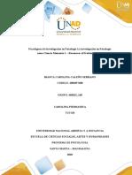 Paradigmas de Investigación en Psicología La investigación en Psicología como Ciencia Momento 1