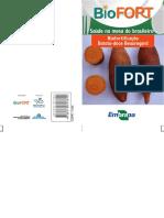 Batata-doce biofortificada - Caderneta