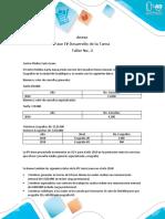 Anexo Taller 3 Fase 4 Desarrollo de la Tarea