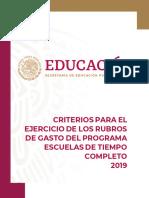 CRITERIO RUBRO DE GASTOS PETC.pdf