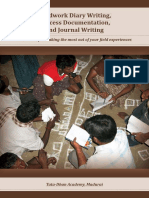Process Documentation Diary Writing Journal Writing