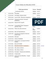 rafaelalmeida.com-Índice de aulas do Curso Online de Filosofia COF