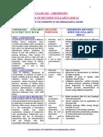 CHEMISTRY - XII 2020-21 -REVISED & REDUCED SYLLABUS- SULEKHA.pdf