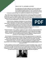 GOBIERNO DE VLADIMIR LENNIN.docx