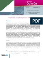 DIEEEO127-2017 Estrategia Energetica GolfoGuinea JFelixVelasco
