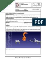 AlvarezRosales-Act3-Secuencia de instrucciones de RoboDK