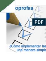 como implementar normas ISO