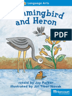 08 Hummingbird and Heron