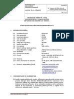 Sílabo, virtualizado DERECHO ADMINISTRATIVO III