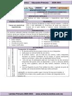 Septiembre - 4to Grado Educación Física (2020-2021)