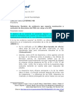 NVM Comunicado para ACR sobre diacereina