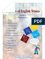 Pictures of English Tenses (Elementary)
