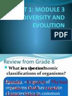 biodiversity and evolution.pptx