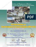 All India Seminar on RECENT DEVELOPMENTS IN CONCRETE COMPOSITES (RDCC-2018)