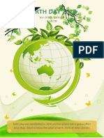 Green Nature Earth Day Poster-WPS Office
