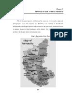 Profile of koppal district