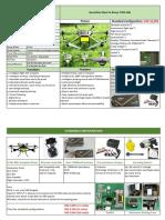 JT10L-606 Sprayer drone