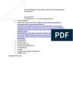 Physics IA proposal