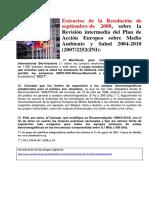 Resolucion_Parlamento_Europeo_Bioinitiative