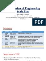 preparation of ESP- RVNL
