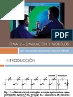 TEMA 2 - SIMULACIÓN Y MODELOS - UDABOL