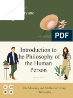 Introduction to the Philosophy of the Human Person Quarter 1.pptx