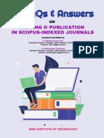 Handbook on Scopus Publication
