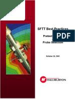 SFTT Best Practices