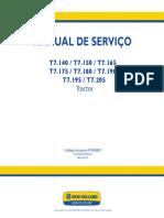 Manual de Servico t 7