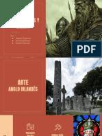 arte angloirlandes y vikingo