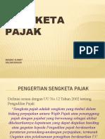 Sengketa Pajak_SS_2013.pptx