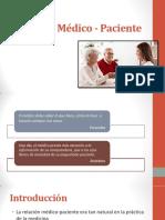 1. Relación Médico - Paciente - Diapositivas.pdf