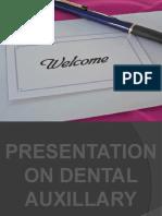 dental auxillary