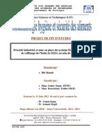 Procede industriel et mise en  - Dib Manale_1113