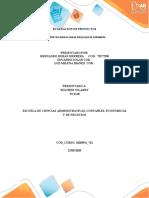Trabajo Colaborativo Evaluacion Proyecto Fase # 4