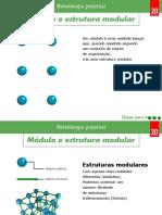 Módulo e estrutura modular