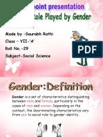 Saurabh Rathi Presentation