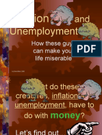 Inflation and Unemployment Final