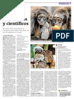 Los micos vistos por ciudadanos y científicos
