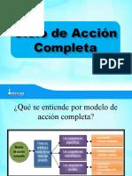 8. CICLO DE ACCIÓN COMPLETA