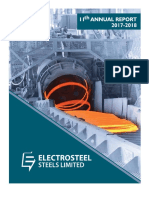 Electrosteels Annual Report 2018 (1)